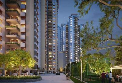 Gallery Cover Image of 1691 Sq.ft 3 BHK Apartment for buy in Kolte Patil I TOWERS Exente, Electronic City for 9800000
