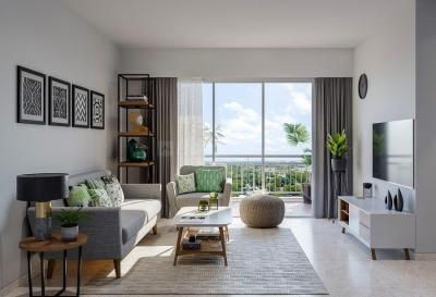 Gallery Cover Image of 1863 Sq.ft 3 BHK Apartment for buy in Godrej Vananta, Jagatpur for 7038000
