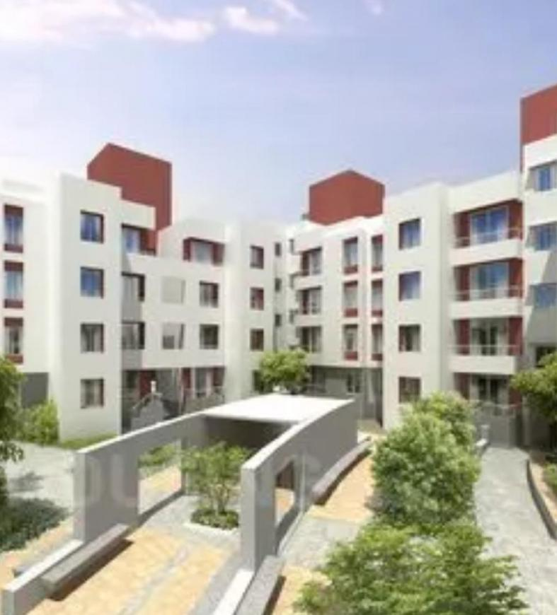 Building Image of 425 Sq.ft 1 BHK Apartment for buy in Talegaon Dhamdhere for 1450000