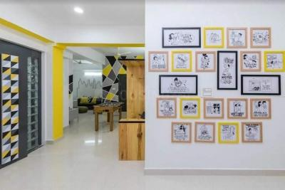 Hall Image of Mannat PG Home in Sector 27