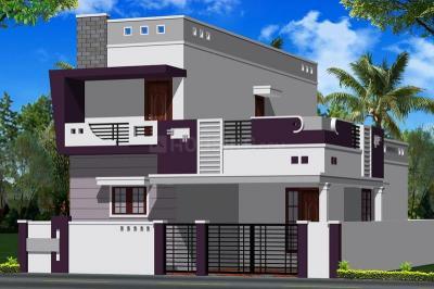 Gallery Cover Image of 757 Sq.ft 2 BHK Villa for buy in Kelambakkam for 5127711