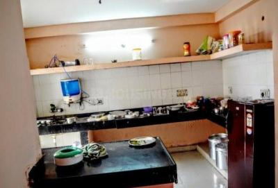 Kitchen Image of Jai Residency And P.g in PI Greater Noida