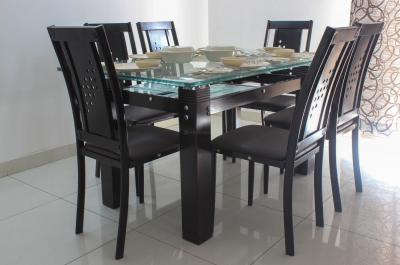 Dining Room Image of 1301 Tower 8 Blueridge in Maan