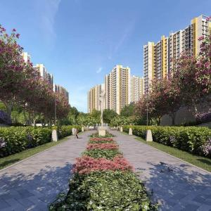 Gallery Cover Image of 1100 Sq.ft 3 BHK Apartment for buy in Dombivli East for 8700000
