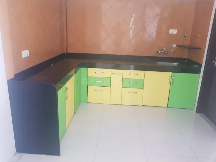 Kitchen Image of 1600 Sq.ft 3 BHK Apartment for rent in Tingre Nagar for 30000
