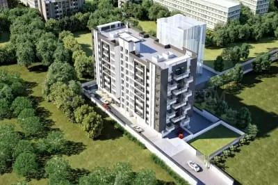 Gallery Cover Image of 1000 Sq.ft 2 BHK Apartment for buy in Shree Sai Madhur Aangan, Ravet for 5500000