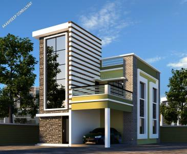 Gallery Cover Image of 1400 Sq.ft 3 BHK Villa for buy in Joka for 2800000