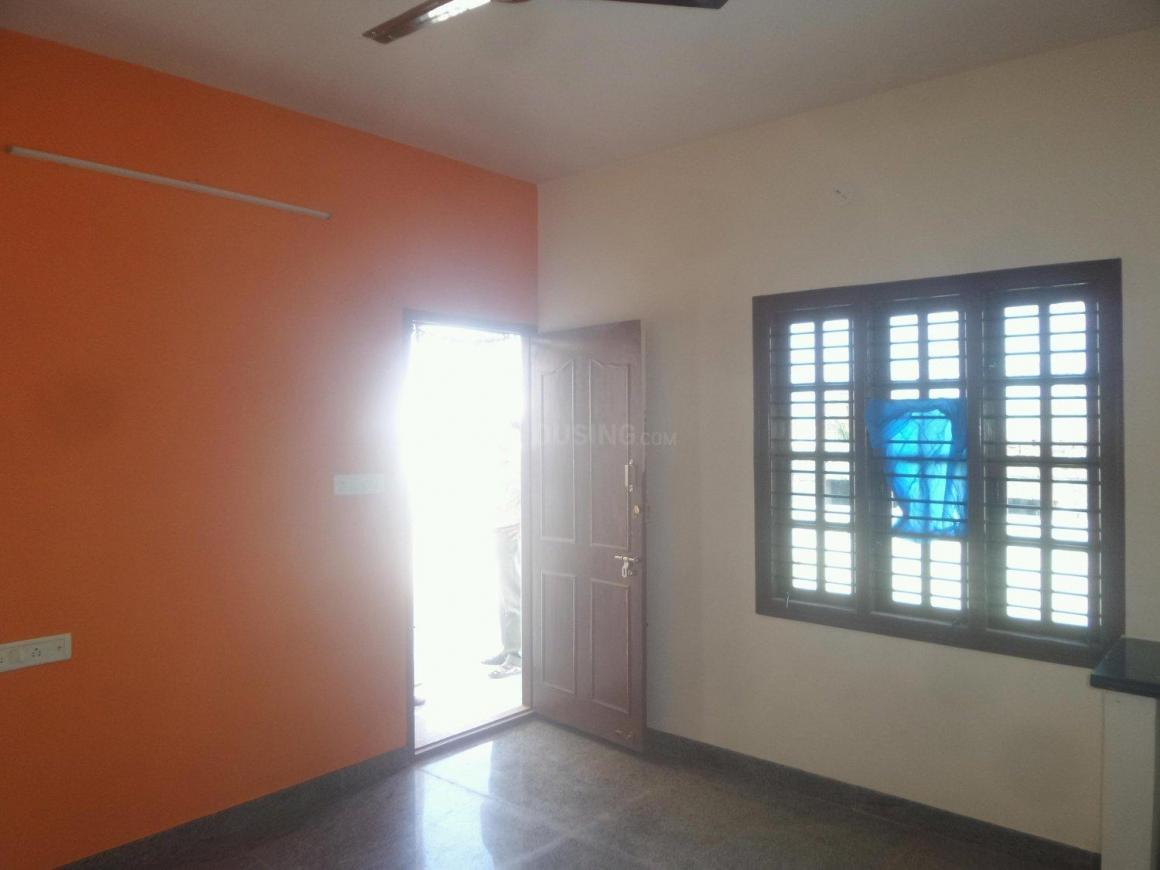 Bedroom Image of 300 Sq.ft 1 RK Apartment for rent in Amrutahalli for 5000