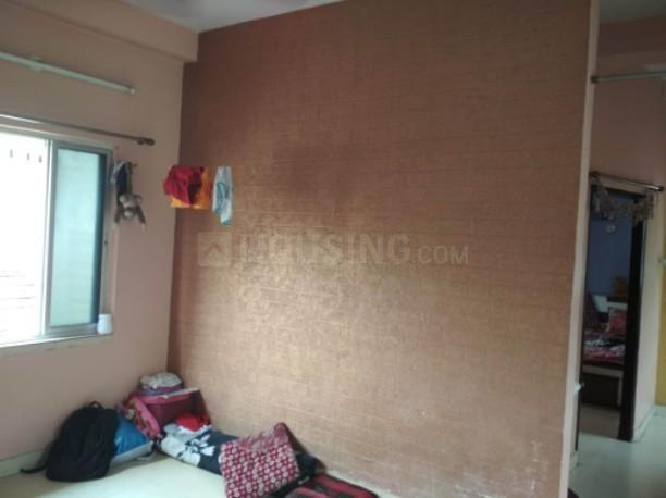 Living Room Image of 520 Sq.ft 1 BHK Independent House for buy in Baghajatin for 1700000