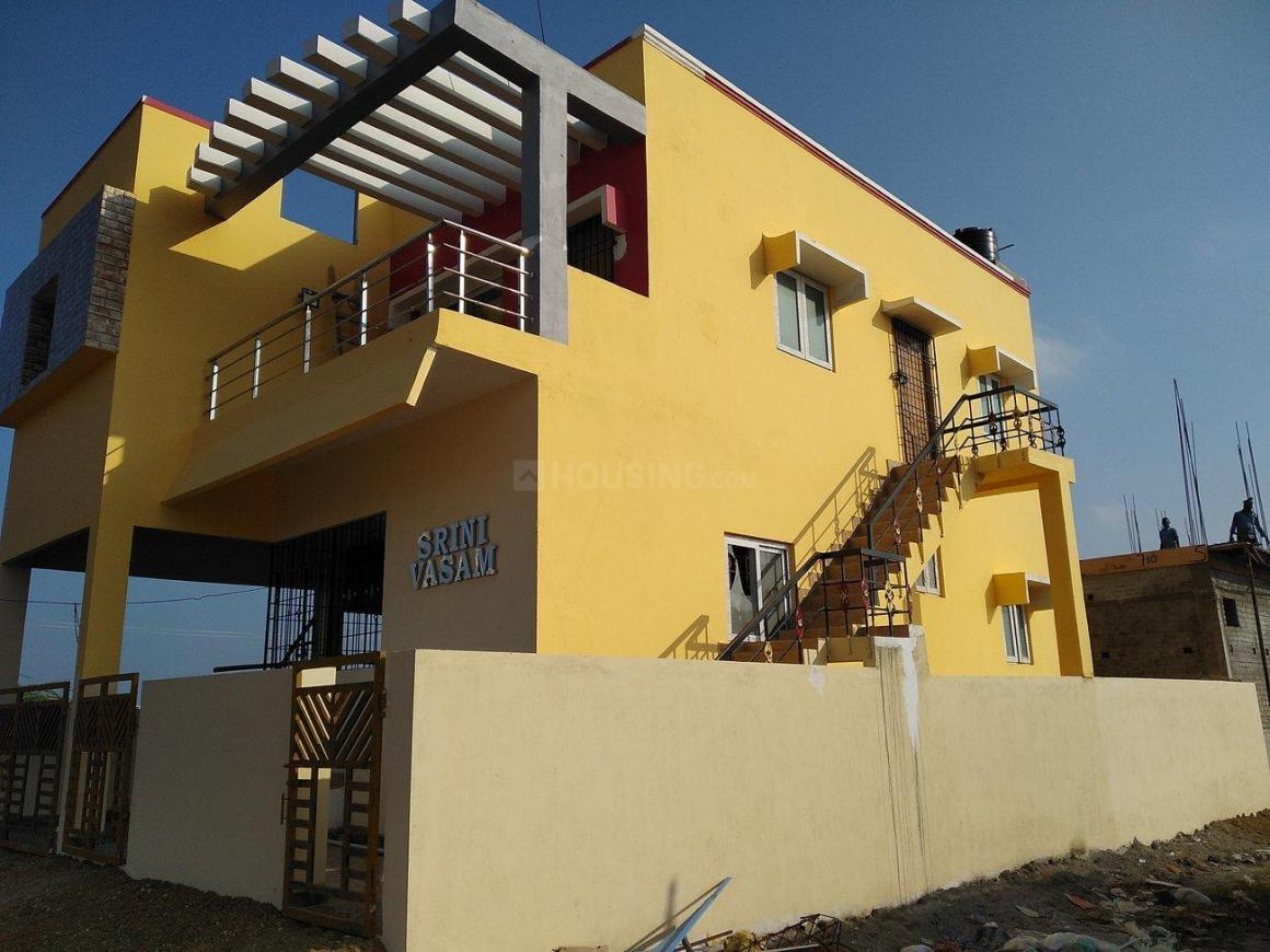 Building Image of 1750 Sq.ft 3 BHK Independent House for rent in Ponmar for 15000