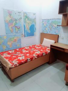 Bedroom Image of Jyoti PG in Rajinder Nagar