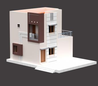 Gallery Cover Image of 800 Sq.ft 1 BHK Independent House for buy in Avadi for 3000000