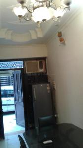 Gallery Cover Image of 600 Sq.ft 1 BHK Independent Floor for rent in Rajouri Garden for 16500