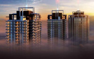 Gallery Cover Image of 1056 Sq.ft 3 BHK Apartment for buy in Unique Vistas, Thane West for 13400000