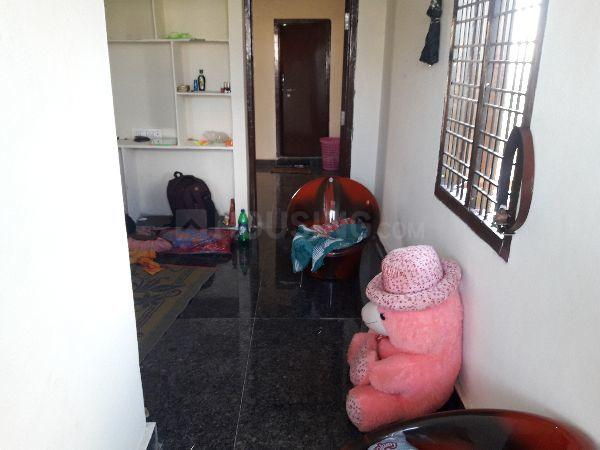 Living Room Image of 400 Sq.ft 1 BHK Independent House for rent in Hyder Nagar for 7500