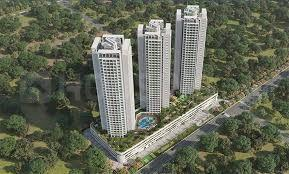 Gallery Cover Image of 1400 Sq.ft 2 BHK Apartment for buy in Aurum Q Residences R2, Ghansoli for 14400000