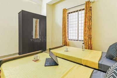 Bedroom Image of Oyo Life Blr1631 in Kaikondrahalli