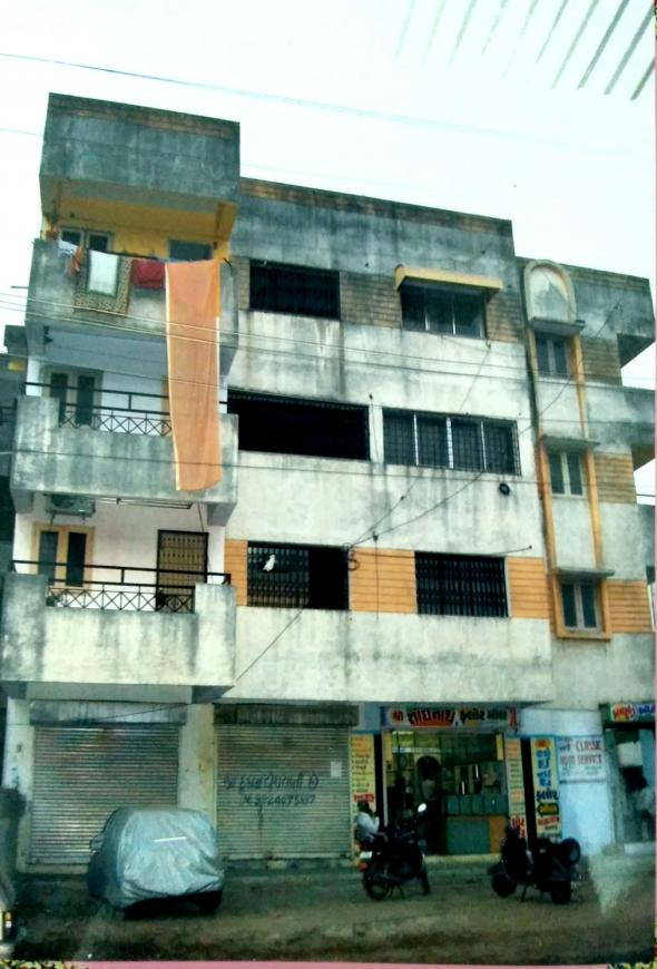 Building Image of 697 Sq.ft 1 BHK Apartment for buy in Manjalpur for 1670000