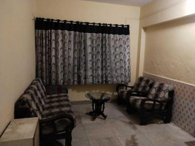 Gallery Cover Image of 450 Sq.ft 1 BHK Apartment for rent in Airoli for 17000