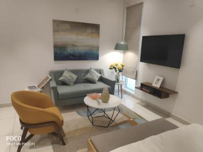 Gallery Cover Image of 923 Sq.ft 2 BHK Apartment for buy in Provident Too Good Homes, Sampigehalli for 6055000