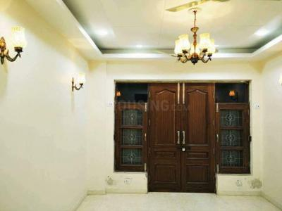 Gallery Cover Image of 550 Sq.ft 1 RK Independent House for rent in Rajouri Garden for 14500