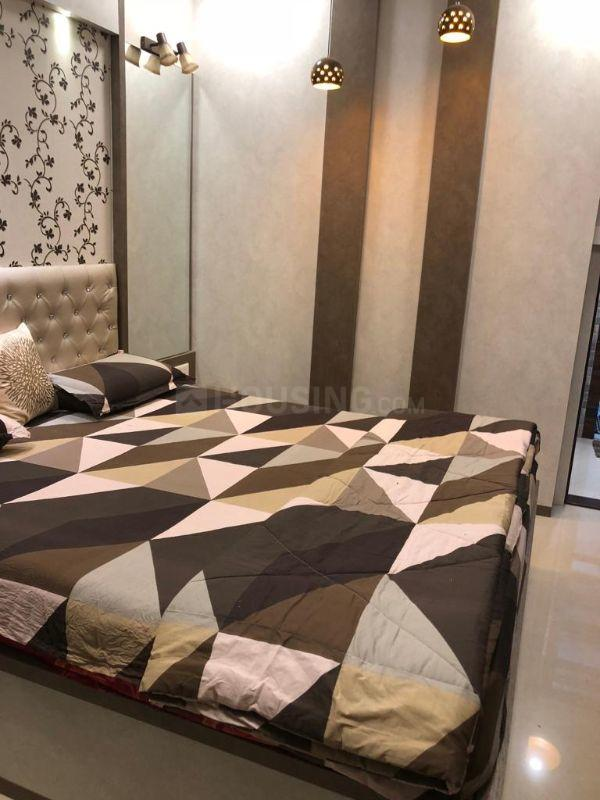 Bedroom Image of 1500 Sq.ft 3 BHK Apartment for buy in Kharghar for 12500000