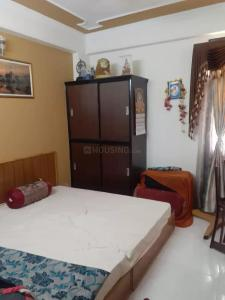 Bedroom Image of 1950 Sq.ft 3 BHK Apartment for buy in Grah Avas Vikas Green View Blossom, Aman Vihar for 7000000