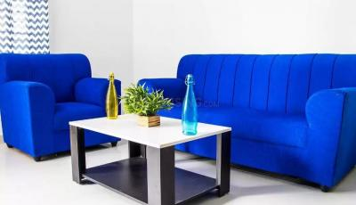 Living Room Image of PG 4926816 Hafeezpet in Hafeezpet