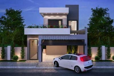 Gallery Cover Image of 1240 Sq.ft 2 BHK Independent House for buy in Nehrugram for 4980000