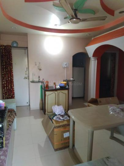 Hall Image of 730 Sq.ft 2 BHK Apartment for buy in Sahil Apartment, Dhanori for 4800000