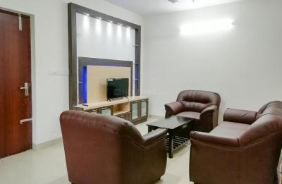 Gallery Cover Image of 1150 Sq.ft 2 BHK Apartment for rent in Basapura for 23600