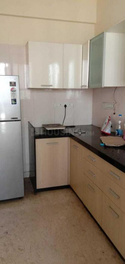 Kitchen Image of 1355 Sq.ft 2 BHK Apartment for rent in Nerul for 60000