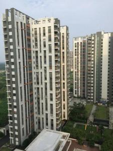 Gallery Cover Image of 810 Sq.ft 2 BHK Apartment for rent in Tata Eden Court Primo, New Town for 16000