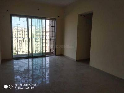 Gallery Cover Image of 640 Sq.ft 1 BHK Apartment for rent in Vihang Valley, Thane West for 12500