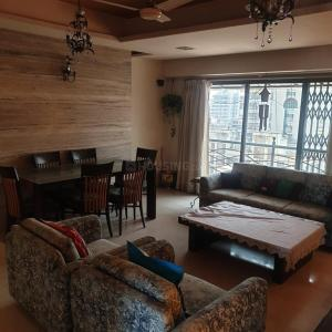 Gallery Cover Image of 1600 Sq.ft 3 BHK Apartment for rent in Aquarius Towers, Khar West for 125000