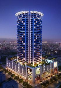 Gallery Cover Image of 457 Sq.ft 1 BHK Apartment for buy in Gauri Excellency, Kandivali West for 10400000
