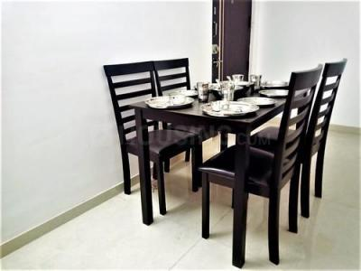 Kitchen Image of Cosmos Ruby-2 Flat No-18f in Thane West