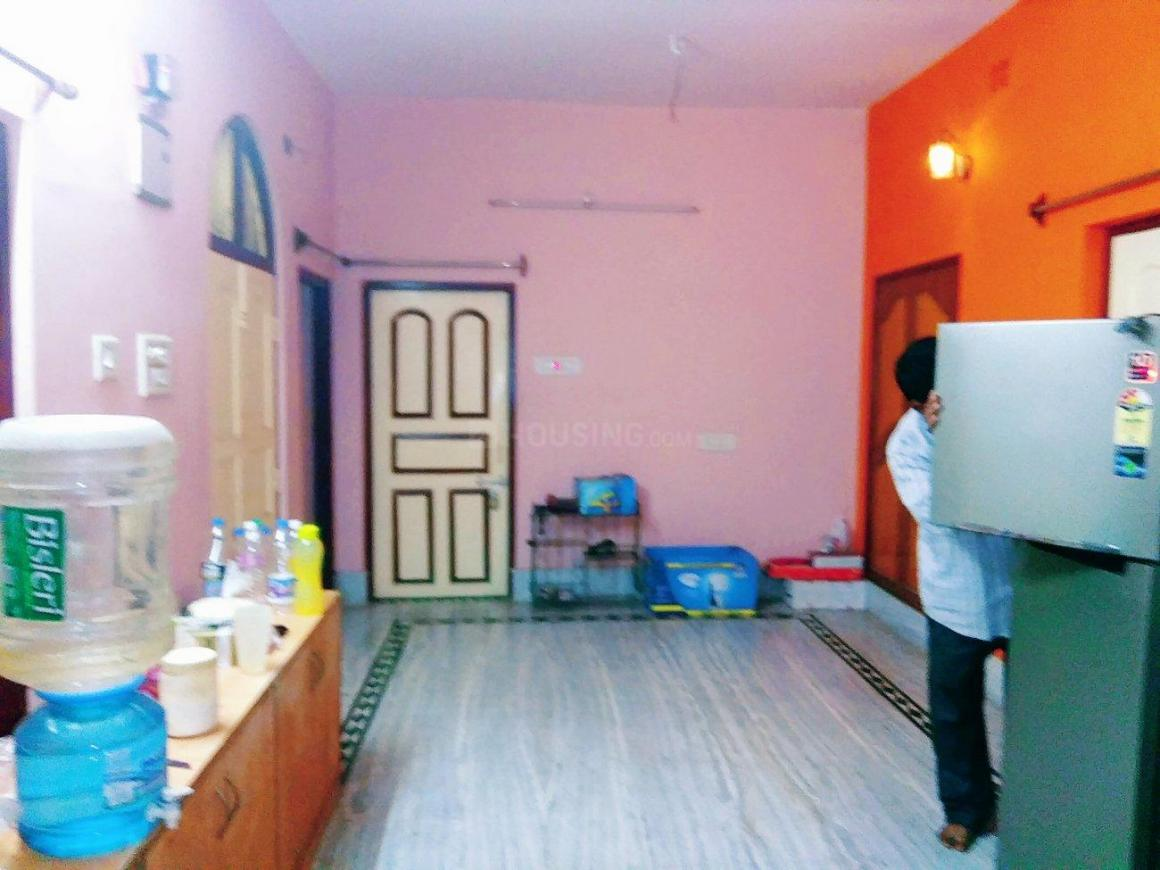 Living Room Image of 700 Sq.ft 2 BHK Independent Floor for rent in Andul for 6000