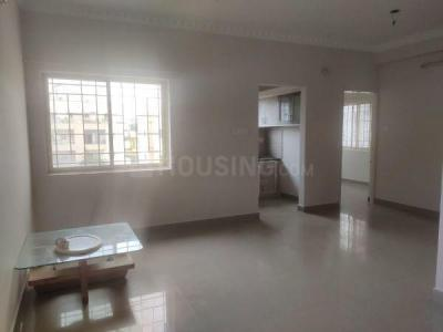 Gallery Cover Image of 1000 Sq.ft 2 BHK Apartment for rent in Ejipura for 23000