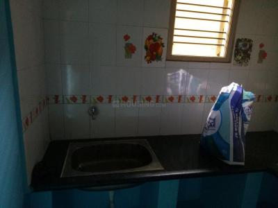 Gallery Cover Image of 600 Sq.ft 1 BHK Independent Floor for rent in Begur for 6500