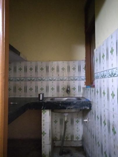 खानपुर में विकी पीजी के किचन की तस्वीर