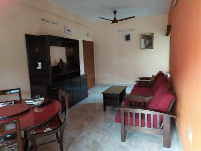 Gallery Cover Image of 1060 Sq.ft 2 BHK Apartment for rent in SamadritaSociety, East Kolkata Township for 30000