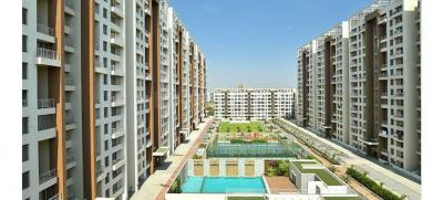 Gallery Cover Image of 705 Sq.ft 1 BHK Apartment for buy in Neelsidhi Amarante, Kalamboli for 5300000