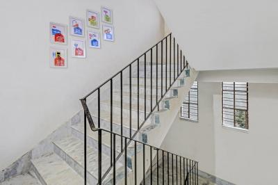 Staircase Image of PG For Girls in Garia