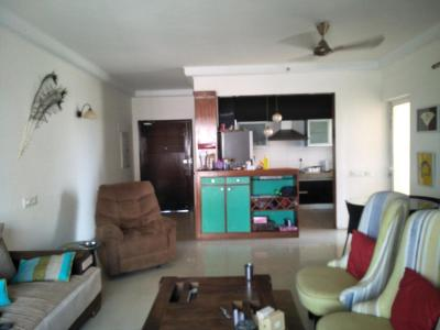 Gallery Cover Image of 1446 Sq.ft 2 BHK Apartment for rent in Sector 57 for 42000
