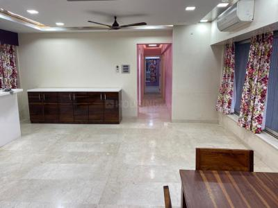 Gallery Cover Image of 1400 Sq.ft 3 BHK Apartment for rent in Rizvi Oak, Malad East for 60000