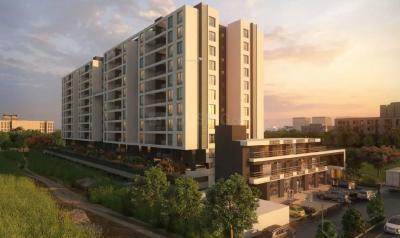 Gallery Cover Image of 950 Sq.ft 2 BHK Apartment for buy in Adi Aventura, Ravet for 4600000