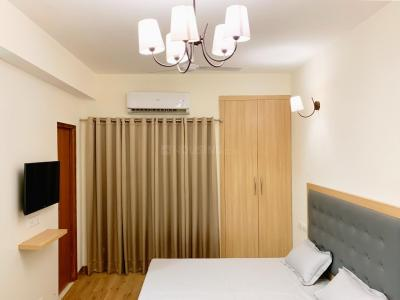 Gallery Cover Image of 506 Sq.ft 1 RK Apartment for rent in Nimbus The Golden Palms, Sector 168 for 14000