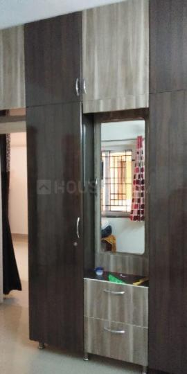 Bedroom Image of 960 Sq.ft 2 BHK Apartment for rent in Mannivakkam for 14000