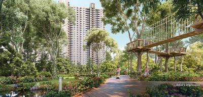 Gallery Cover Image of 600 Sq.ft 1 BHK Apartment for buy in Amara, Thane West for 6700000